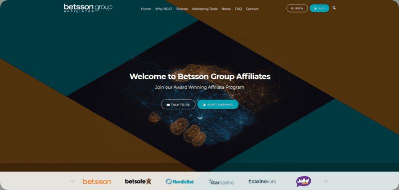 Betson group affiliates